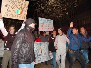 proteste motru